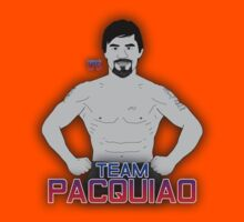 Manny Pacquiao - Team Pacquiao T-Shirt
