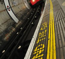 Mind the Gap by Thomas Price