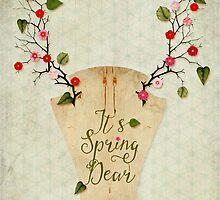 It's Spring Dear by Sybille Sterk