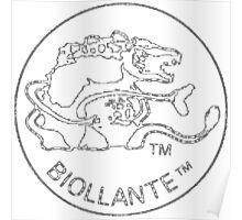 Billolante Toho icon  Poster
