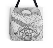 The Unknown Path... Tote Bag