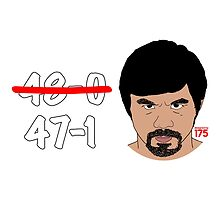 Manny Pacquiao - 47-1 by liam175