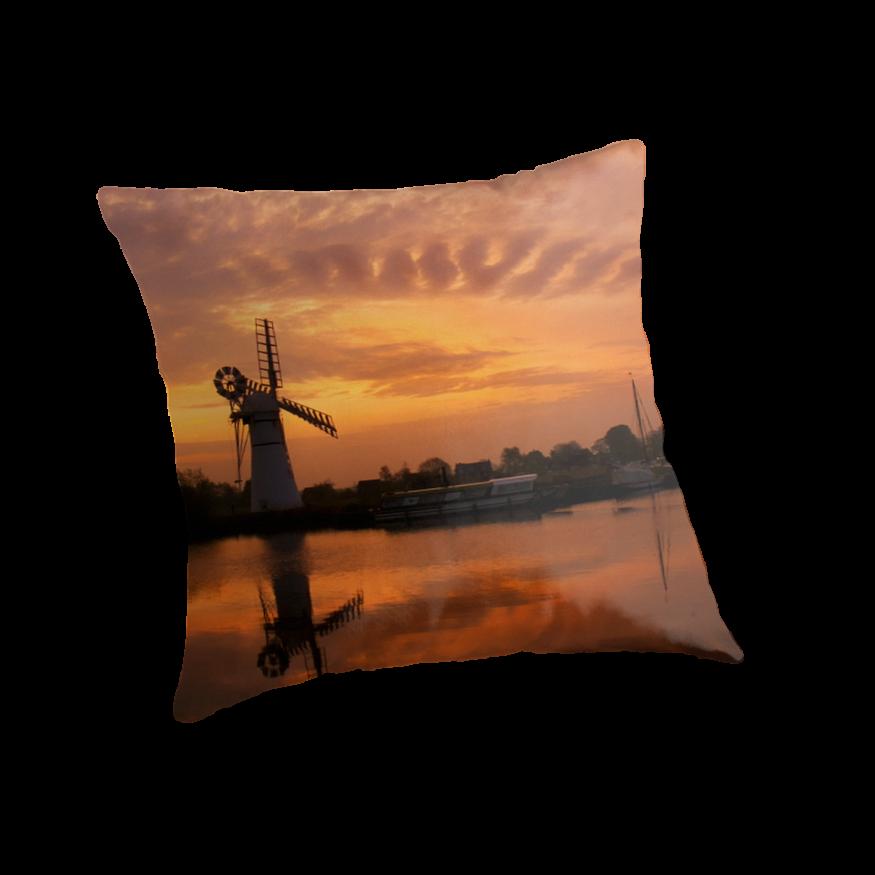 Thurne Dawn by Rick Bowden