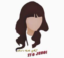 Who's that girl? It's Jess! by jakesjohnson