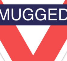 TℱL  [Mugged] Sticker
