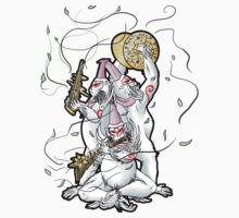 Hanagami - Okami by Susmishious