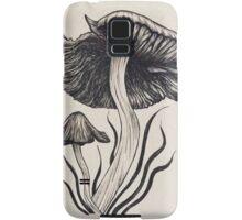 Mushroom Samsung Galaxy Case/Skin
