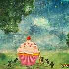 The Mice & The Cupcake by Paola Jofre