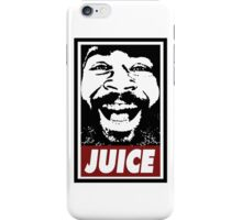 Juice iPhone Case/Skin