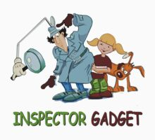 Inspector Gadget Kids Clothes