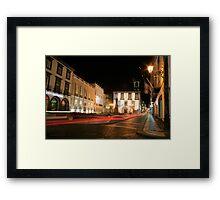 Ponta Delgada, Azores Framed Print
