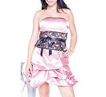 Fashion Model Photographic Print