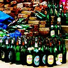 10 Green Bottles.....Standing On A Wall by DavidCThomson