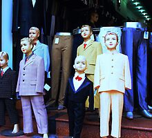 Kraftwerk Juniors by DavidCThomson