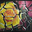 Rose Mosaic by javaqueen2000