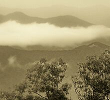 Mountains in the Clouds by Lisa Taylor