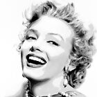 Marilyn Monroe by JoseFuentes