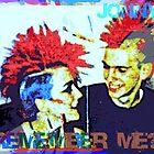 Jonny - Remember Me? by DreddArt
