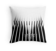 Heat Sink Throw Pillow