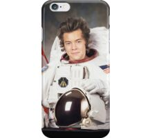 HARRY STYLES TO THE MOON iPhone Case/Skin
