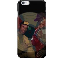 Big L and Rakim iPhone Case/Skin
