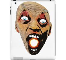 I have a universe in my mouth.. iPad Case/Skin