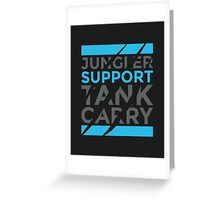 Support Greeting Card