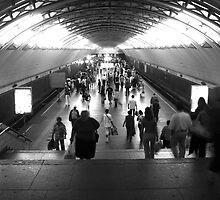 Sadova Metro by Aaron Hohlt