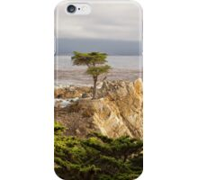 The Lone Cypress, Pebble Beach iPhone Case/Skin