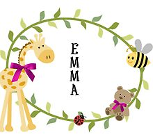 Emma - Nursery Names by mezzilicious