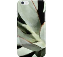 Dreamy Abstract Southwest Photography - Cactus, Succulents iPhone Case/Skin