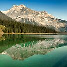 Emerald Lake by Amanda White