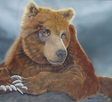 Bear Emotion by Christi Werner