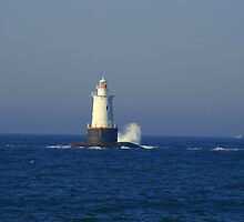 Sakonnet Light by Jeff Newell