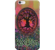 Rebelution Tree of Life 'Bright Side of Life' Beautiful Artwork #2 iPhone Case/Skin