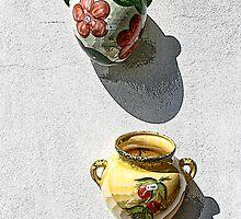 Pots by R Hawkins