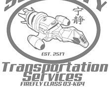 Serenity transportation services by edcarj82