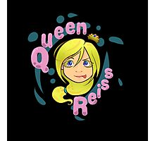 Queen Reiss in Black Photographic Print