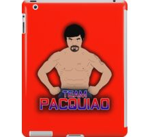 Manny Pacquiao - Team Pacquiao iPad Case/Skin
