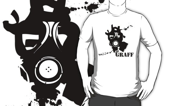 GRAFF MASK by bluebaby