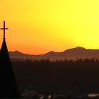 Vancouver Sunset by expatraveler