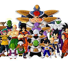 Dragon Ball Crew by LouisCera