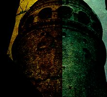 Galata Tower Grunge by oreyo