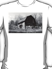 Out Behind The Barn T-Shirt