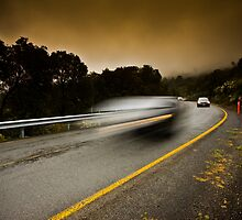 Alpine Traffic by Alistair Wilson