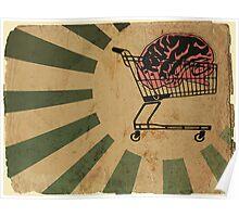 Creative shopping Poster