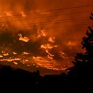 The Sunset That Nearly Killed My Camera... by Russell Greenwood