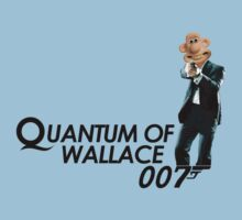 Quantum of Wallace by Adrian Jeffs
