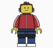 Lego Indie Boy by miners
