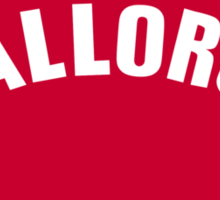 Mallorca heart Sticker